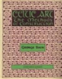 Celtic art - George Bain (ISBN 9780094618305)