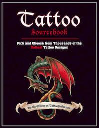 Tattoo Sourcebook - Tattoofinder.com (ISBN 9780007853939)