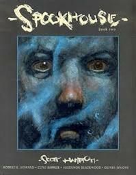 Spookhouse - Scott Hampton, Robert E. Howard, Algernon Blackwood, Oliver Onions (ISBN 9781932382419)