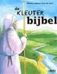 De kleuter bijbel - Willeke Bakker (ISBN 9789036604451)