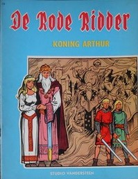 Koning Arthur - Willy Vandersteen