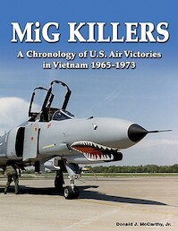 Mig Killers - Donald J., Jr Mccarthy (ISBN 9781580071369)