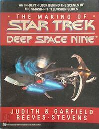 The Making of Star Trek, Deep Space Nine - Judith Reeves-Stevens, Garfield Reeves-Stevens (ISBN 9780671874308)