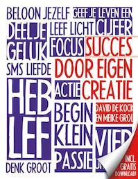 Succes door eigen creatie - Meike David de / Grol Kock (ISBN 9789000302970)