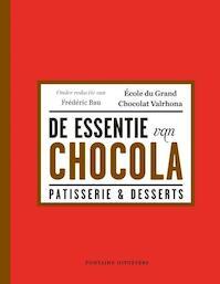 De essentie van chocola - Frederic Bau (ISBN 9789059565548)