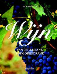 Wijn - D. de Ruiter (ISBN 9789027476968)