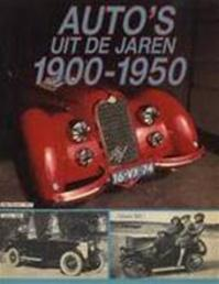 Auto's uit de jaren 1900-1950 - Peter Haventon, Marja Hilsum (ISBN 9789061205876)