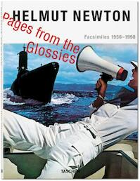 Pages from the Glossies - Helmut Newton (ISBN 9783836524490)