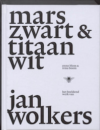 Marszwart en titaanwit - Onno Blom, Irma Boom (ISBN 9789023430001)