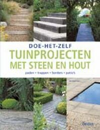 Tuinprojecten met steen en hout - R. Key (ISBN 9789044703740)