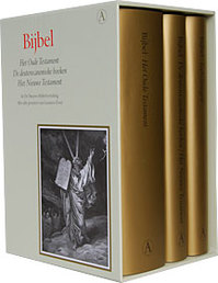 Bijbel set in cassette - Gustave [Illustraties] Doré (ISBN 9789025302047)