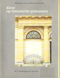 Kleur op historische gebouwen - Denslagen (ISBN 9789012045278)