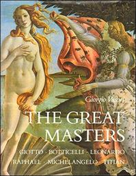 The great masters - Giorgio Vasari (ISBN 9780861361069)