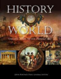 History Of The World - John Whitney Hall (ISBN 9781464303333)