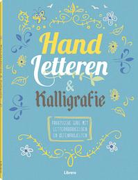 Handletteren & Kalligrafie (ISBN 9789463590181)