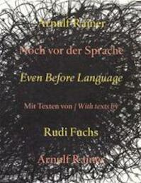 Arnulf Rainer - R. Fuchs, A. Rainer (ISBN 9789056621605)