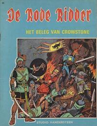 Het beleg van Crowstone - Willy Vandersteen