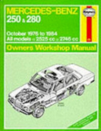 Mercedes-Benz Owners Workshop Manual - A. K. Legg (ISBN 9780856966774)