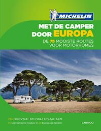 Met de camper door Europa - Michelin (ISBN 9789401422048)