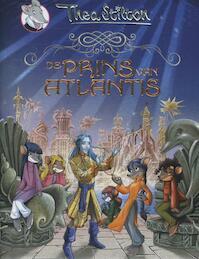 De prins van Atlantis - Thea Stilton (ISBN 9789054617594)