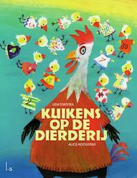 Kuikens op de Dierderij - Lida Dijkstra, Lida Dykstra (ISBN 9789024569564)