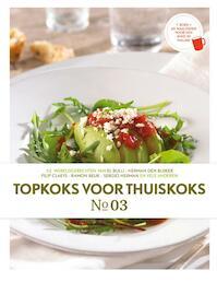 Topkoks voor thuiskoks No 03 - Onno Jager (ISBN 9789079824045)