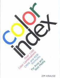 Color Index - Jim Krause (ISBN 9781581802368)