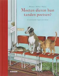 Moeten dieren hun tanden poetsen? - H. Wiesner (ISBN 9789058384508)