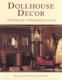 Dollhouse Decor - Nick Forder, Esther Forder (ISBN 9780823012992)