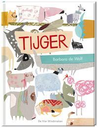 Tijger - Barbara de Wolf (ISBN 9789051165975)