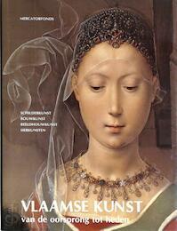 Vlaamse kunst van de oorsprong tot heden - Gaston Geens, Karel Poma, Roger De Wulf, Paul Akkermans, Jacky Buchmann (ISBN 9789061531562)