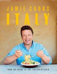 Jamie Cooks Italy - Jamie Oliver (ISBN 9780718187736)