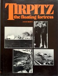 Tirpitz - David Brown (ISBN 9780853683414)