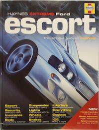 Haynes Extreme Ford Escort - E. Willmott