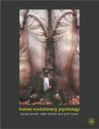Human Evolutionary Psychology - Louise Barrett (ISBN 9780333725580)