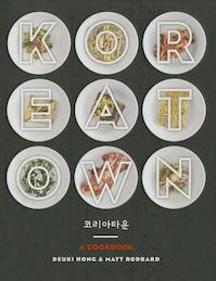 Koreatown - Deuki Hong, Matt Rodbard (ISBN 9780804186131)