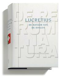 De natuur van de dingen - Lucretius (ISBN 9789065544247)
