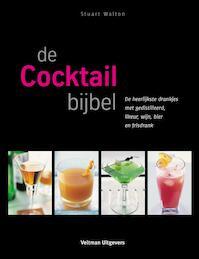 De cocktailbijbel - S. Walton (ISBN 9789048301591)