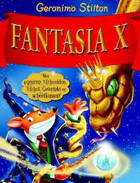 Fantasia X - Geronimo Stilton (ISBN 9789085923145)