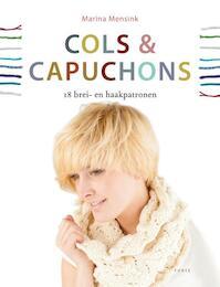 Cols en capuchons - Marina Mensink (ISBN 9789058779601)
