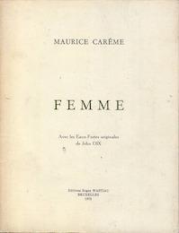 Femme - Maurice Carême