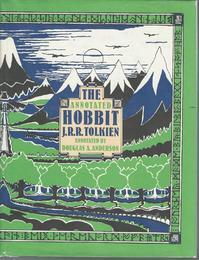 The annotated Hobbit - John Ronald Reuel Tolkien (ISBN 9780395476901)