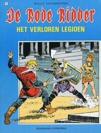 Het verloren legioen - Willy Vandersteen