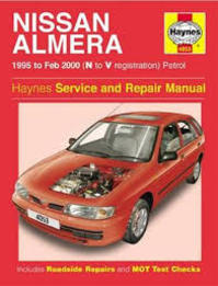 Nissan Almera 1995 to feb 2000 - John S. Mead (ISBN 9781844250530)