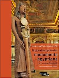 Notice Descriptive Des Monuments Egyptiens Du Musee Charles X (ISBN 9782916142043)