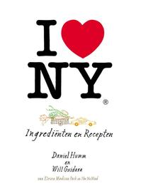 I love New York - Daniel Humm, Will Guidara (ISBN 9789048310166)