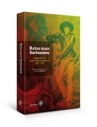 Reize naar Surinamen (ISBN 9789057309694)