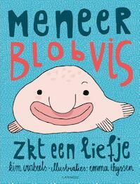 Meneer Blobvis zkt een liefje - Kim Crabeels (ISBN 9789401433174)