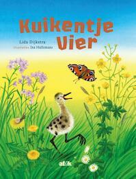 Kuikentje vier - Lida Dykstra (ISBN 9789492176493)