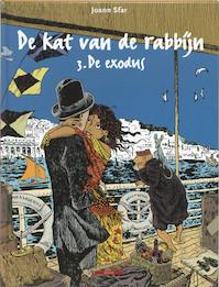 De exodus - Joann Sfar (ISBN 9789045007786)